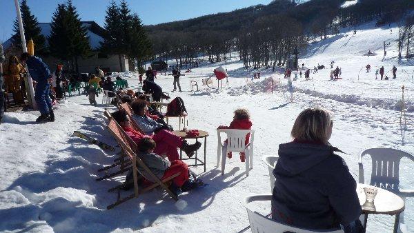 Station de ski de laguiole laguiole tourisme aveyron - Office du tourisme laguiole ...
