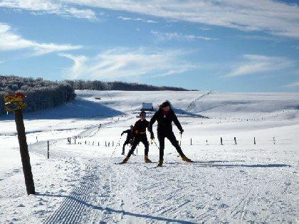 Station de ski de Laguiole, OFFICE DE TOURISME AUBRAC LAGUIOLE