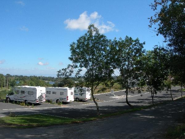 Aire de camping-car municipale de Baraqueville