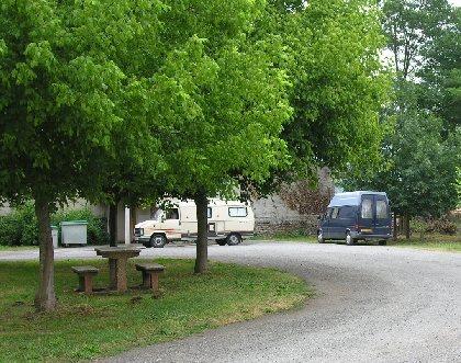 AIRE DE CAMPING-CAR MUNICIPALE, Comité Départemental du Tourisme de l'Aveyron