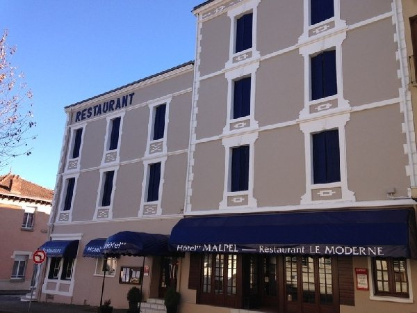 Hotel moderne malpel office de tourisme de decazeville