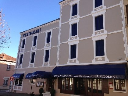 HOTEL MODERNE MALPEL, OFFICE DE TOURISME DE DECAZEVILLE