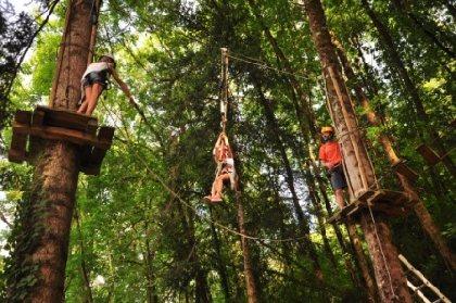 AAGAC : Parc aventure / Escalarbre / Accrobranche
