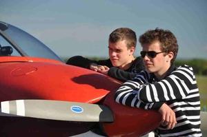 Les Ailes Ruthénoises baptême de l'air en avion