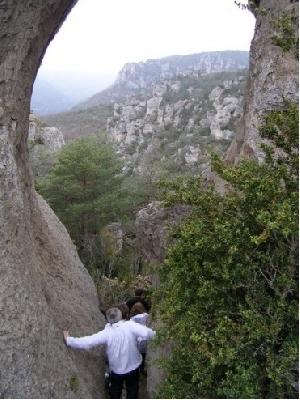 Roc et Canyon - Randonnée - Orientation - Trail
