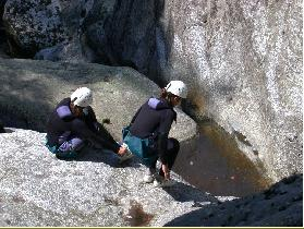 Aloa Nature - Canyoning