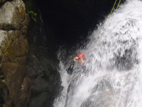 Causses Émotions - canyoning