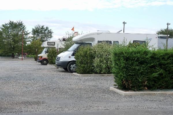 Aire de Camping-Cars Municipale de Réquista