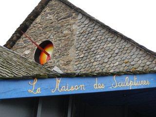 CLAUDE VILLEFRANQUE - Forgeron - MAISON CRÉATIVE DU VIBAL, OFFICE DE TOURISME DE PARELOUP LEVEZOU