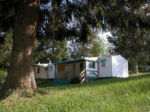 L'anse du Lac - Centre de vacances de la ligue de l'enseignement de l'Aveyron