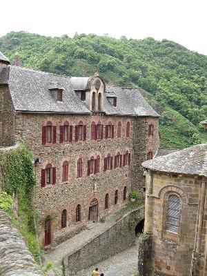 Accueil pèlerins de l'Abbaye Sainte-Foy