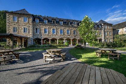 L'Oustal - Pont les Bains, OFFICE DE TOURISME de CONQUES-MARCILLAC