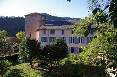 Petit Château de Roquetaillade, OFFICE DE TOURISME DE PARELOUP LEVEZOU