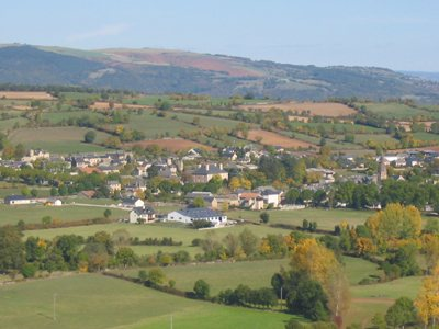 CAMPING MUNICIPAL Les Thermes, OFFICE DE TOURISME INTERCANTONAL SAINT GENIEZ  / CAMPAGNAC