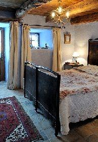 Chambre bleue, André Méravilles