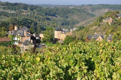 Domaine Durand - Le Monteil, OFFICE DE TOURISME de CONQUES-MARCILLAC