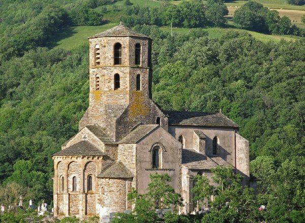 Eglise romane saint martin plaisance patrimoine - Le 12 tavole romane ...