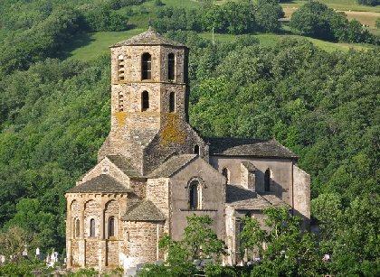 Eglise romane saint martin tourisme aveyron - Le 12 tavole romane ...