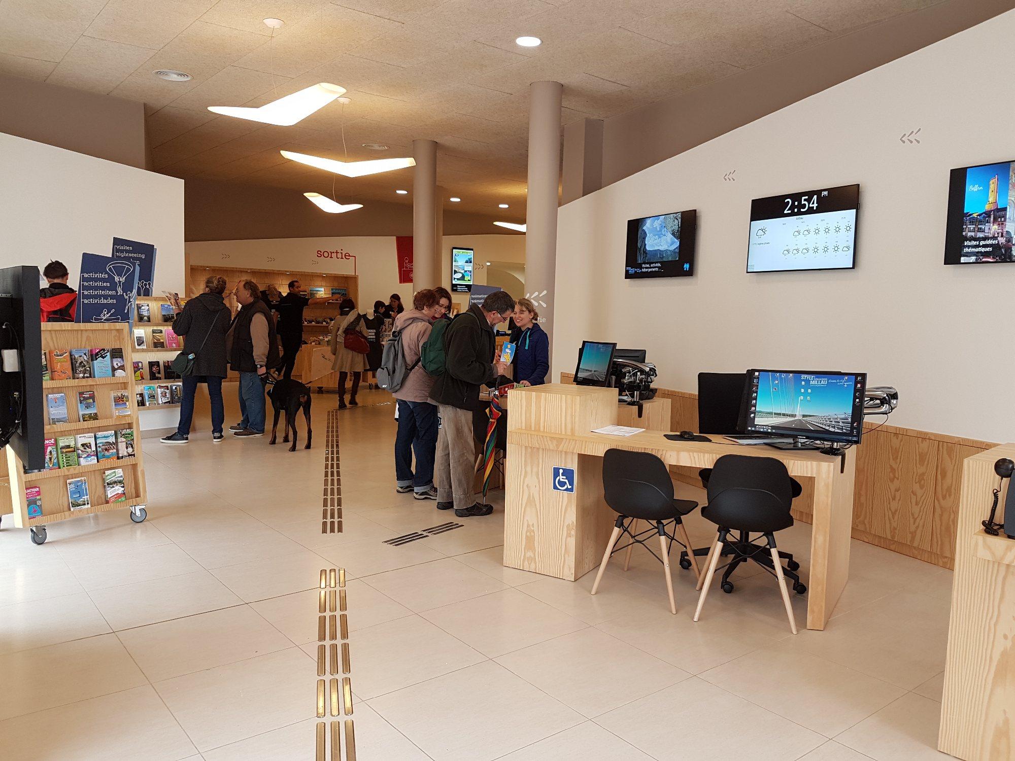 Office de tourisme millau grands causses millau tourisme aveyron - Office de tourisme aveyron ...