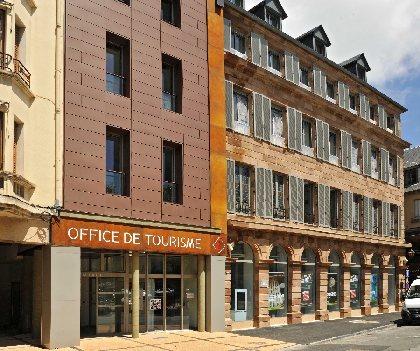 Office de tourisme Rodez Agglomération , Office de tourisme Rodez Agglomération
