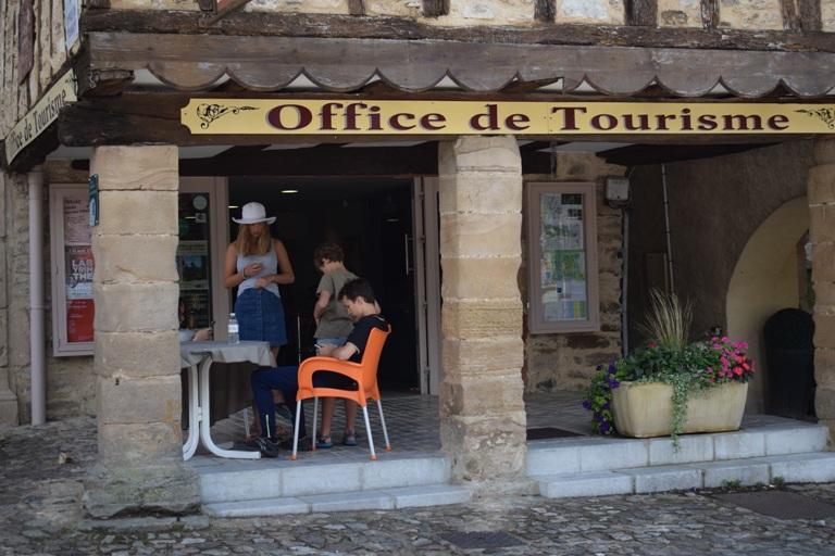 Office de Tourisme Ouest Aveyron - Bureau de Najac