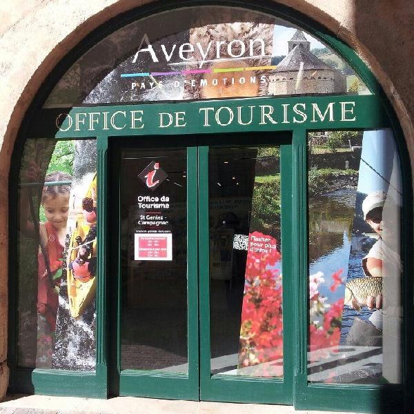 Office de Tourisme des Causses à l'Aubrac - Bureau Saint-Geniez-Campagnac