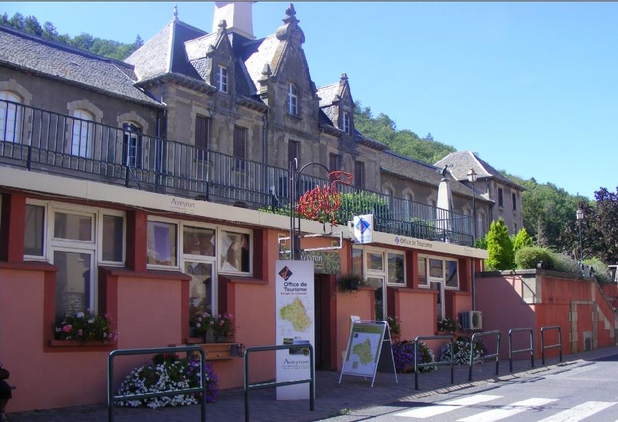 Office de Tourisme Rougier d'Aveyron Sud - Bureau d'Information Touristique de Camarès