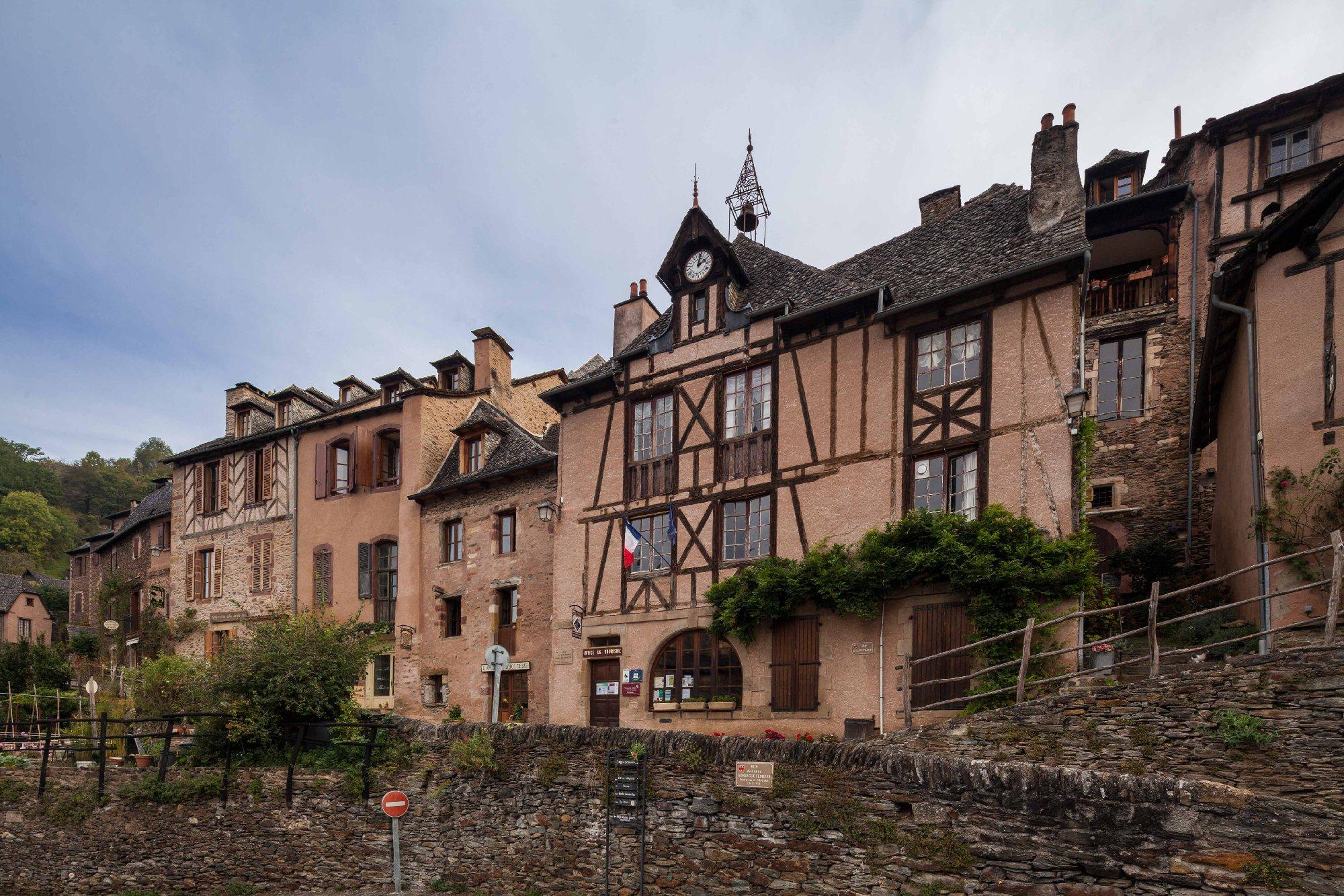Office de tourisme de conques conques tourisme aveyron - Office de tourisme aveyron ...