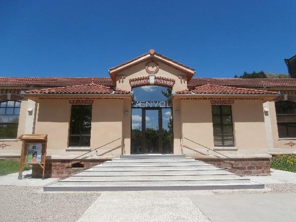 Office de Tourisme et du Thermalisme de Decazeville Communauté - Bureau de Cransac-Les-Thermes