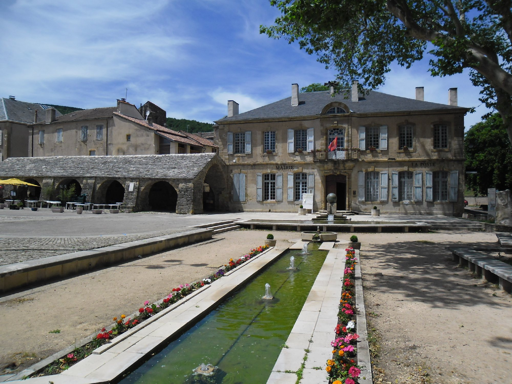 Office de tourisme larzac et vall es nant tourisme aveyron - Office de tourisme aveyron ...