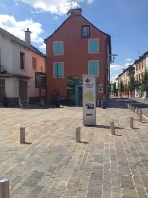 Office de Tourisme Pays Ségali-Bureau d'information touristique de Naucelle
