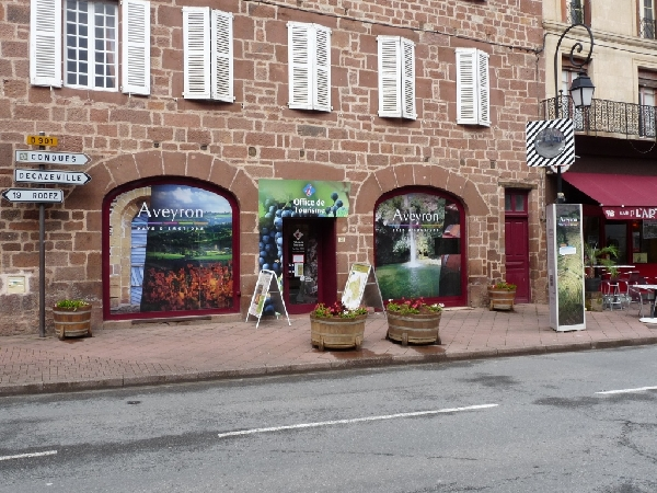 Office de Tourisme de Marcillac Vallon