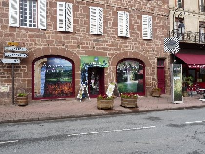 Office de Tourisme de Marcillac, OFFICE DE TOURISME de CONQUES-MARCILLAC