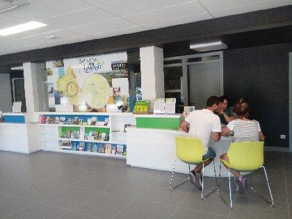 Espace d'accueil de l'Office de Tourisme de Pareloup Lévézou, OFFICE DE TOURISME DE PARELOUP LEVEZOU