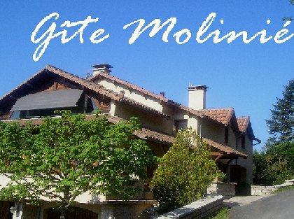 Gîte Molinié, MOLINIE Alain