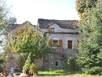 Maison Caussenarde de Blayac