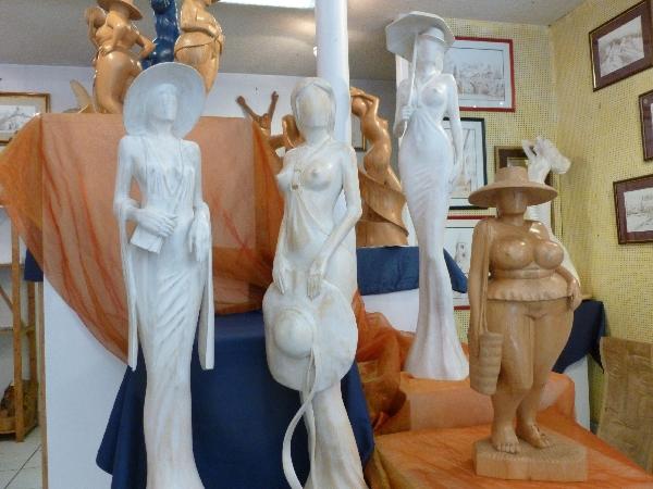 Bernard Gratio Sculpteur sur bois