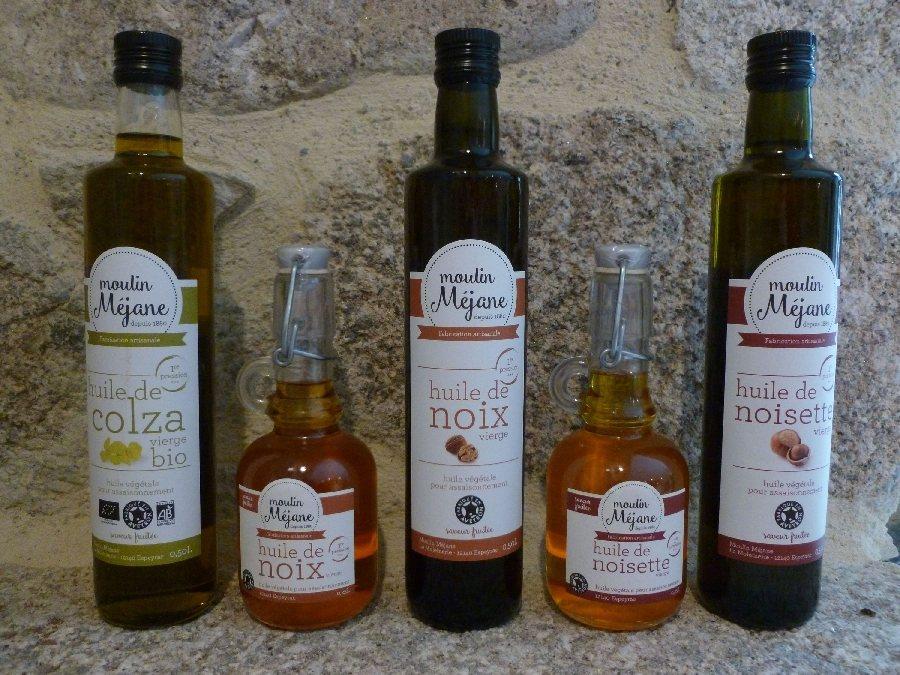 huile de noix aveyron