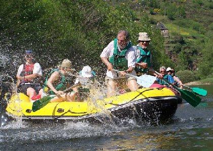 ASVOLT location canoë, Kayak, raft (descente en individuel), A.S.V'OLT