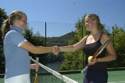 Tennis - AIROTEL Camping la Source
