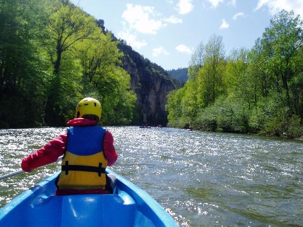Bureau des accompagnateurs prestation- Canoë-Kayak