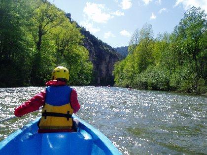 Bureau des accompagnateurs prestation Canoë-Kayak