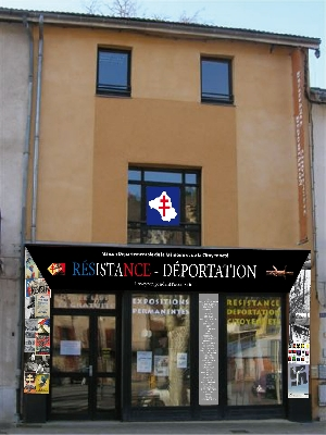 Maison Départementale de la mémoire résistance, déportation et citoyenneté