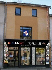 Maison Départementale de la mémoire résistance, déportation et citoyenneté, Syndicat d'initiative d'Aubin
