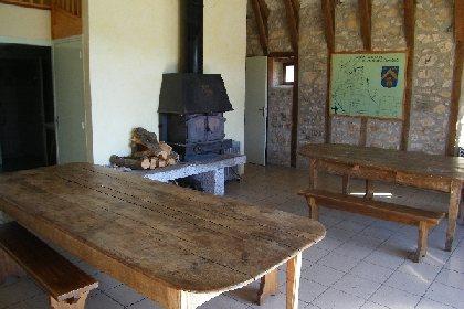 salle commune, Office de tourisme Argences en Aubrac