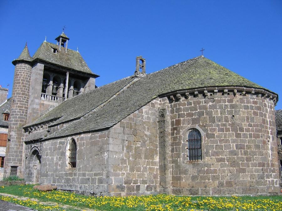 Eglise de Thérondels