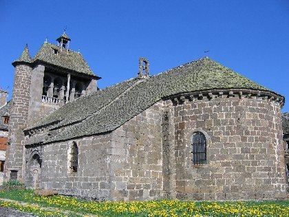 Eglise de Thérondels, Paul Mestre