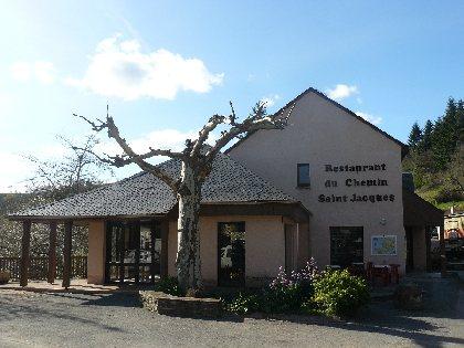 Restaurant du Chemin de St-Jacques,