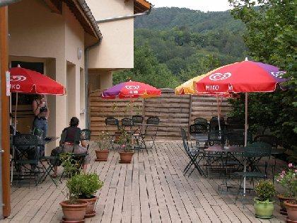 Brasserie les Ifers, Comité Départemental du Tourisme de l'Aveyron