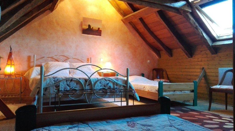 Chambres d 39 h tes le soleil couchant tourisme aveyron - Chambres d hotes aveyron avec piscine ...